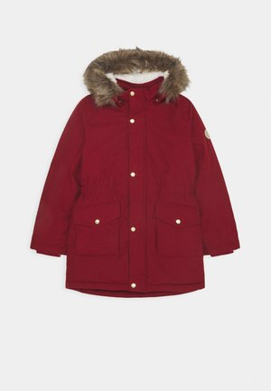 NKFMIBIS - Winter coat - biking red