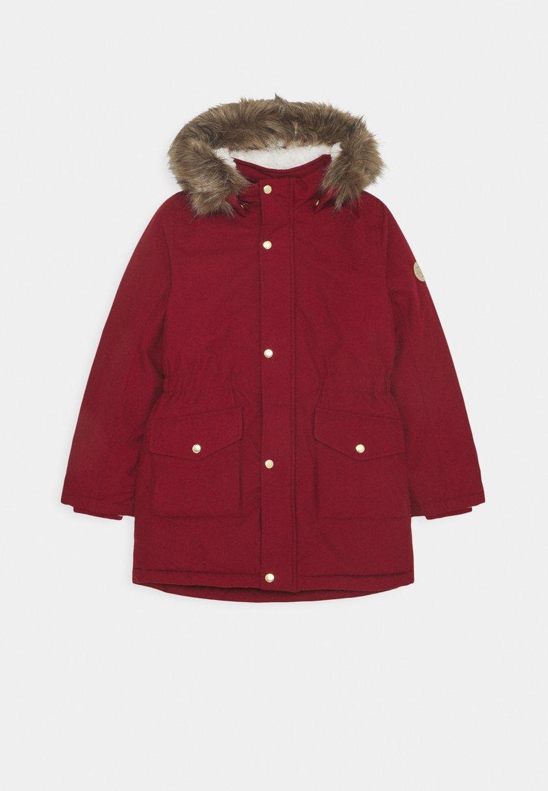 Name it - NKFMIBIS - Winter coat - biking red