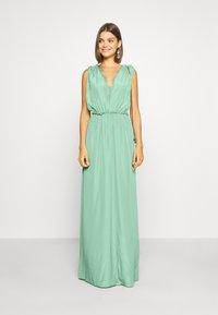 YAS - ELENA BRIDESMAIDS MAXI DRESS - Společenské šaty - oil blue - 1