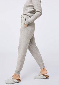 OYSHO - Pyžamový spodní díl - grey - 0
