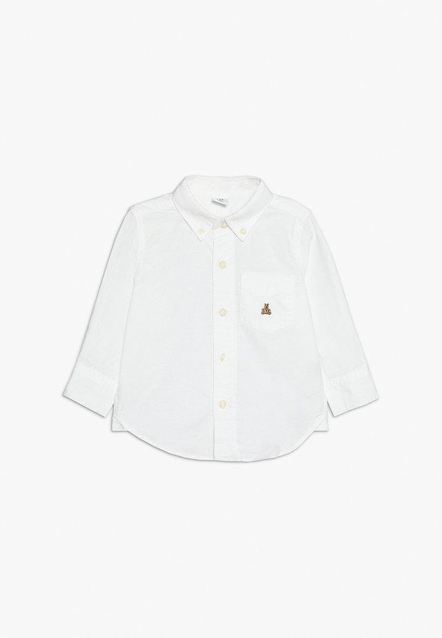 TODDLER BOY OXFORD - Shirt - white