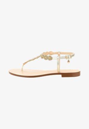 NISPORTO - Sandals - gold