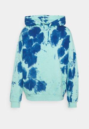 UNISEX - Hoodie - mint/blue