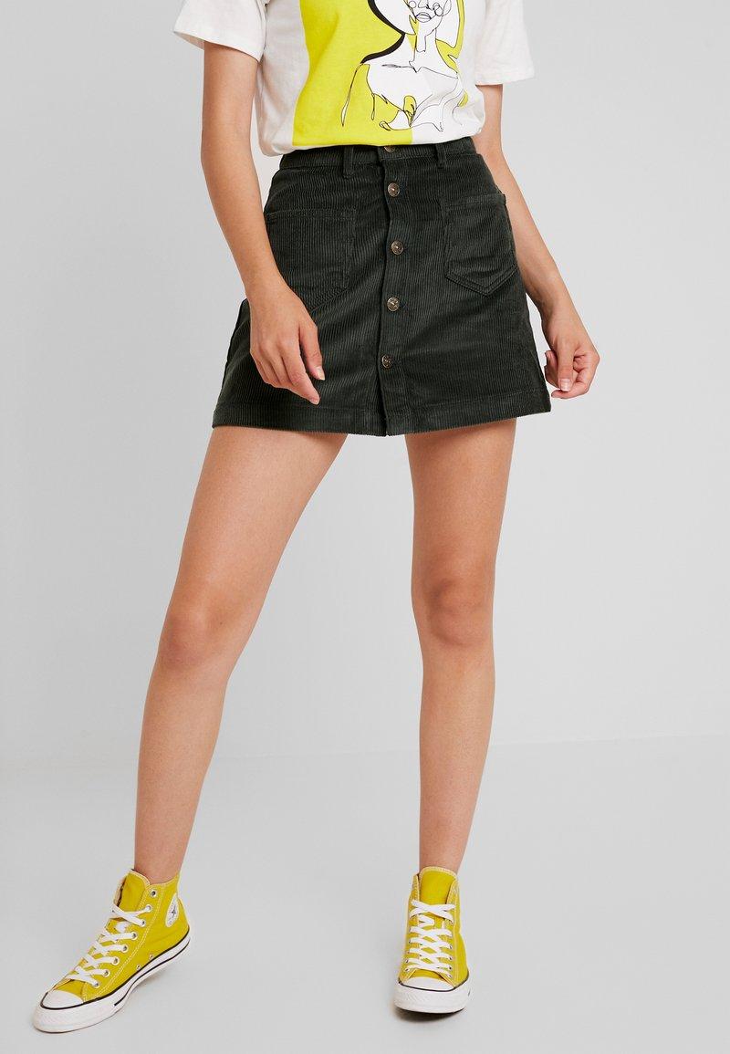 ONLY - ONLAMAZING SKIRT - A-line skirt - green gables