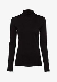 ARMEDANGELS - MALENAA - Long sleeved top - black - 4