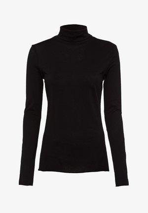 MALENAA - Long sleeved top - black