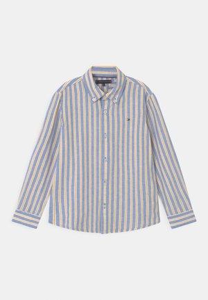 SEASONAL STRIPE - Shirt - blue