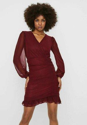 WICKEL - Cocktail dress / Party dress - cabernet