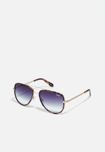 ALL IN MINI - Sunglasses - brown