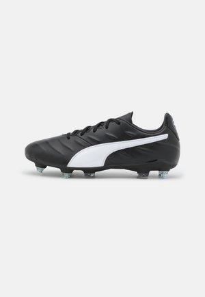 KING PRO 21 MXSG - Voetbalschoenen met metalen noppen - black/white