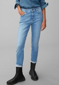 Marc O'Polo - Jeans Skinny Fit - light authentic wash - 0