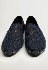 Mango - MIAMI - Nazouvací boty - donkermarine - 4