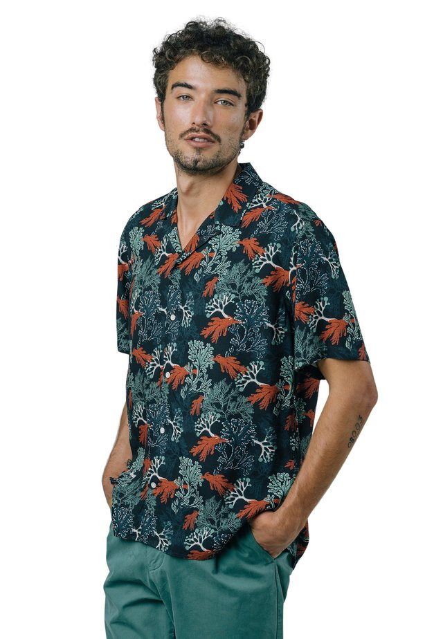 OKINAWA - Overhemd - multi-coloured