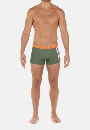 Swimming trunks - khaki green