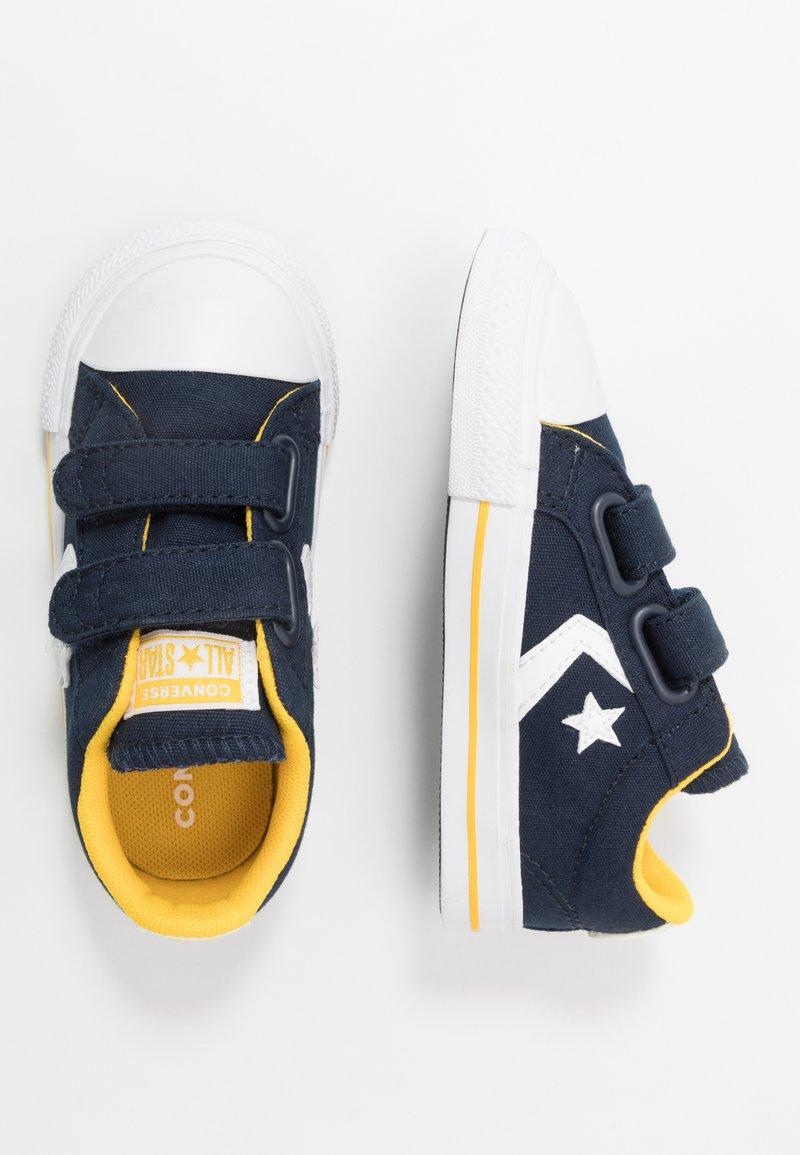 Converse - STAR PLAYER - Zapatillas - obsidian/amarillo/white