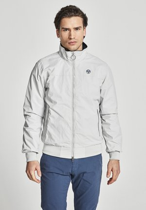 SAILOR - Bomber Jacket - grey