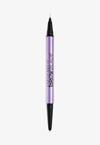 BROW BLADE - Eyebrow pencil - dark brown
