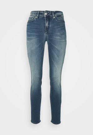 PULL - Skinny džíny - blau