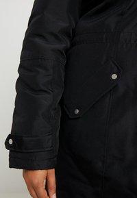Vero Moda Curve - VMTROK EXPEDITION  - Winter coat - black - 6
