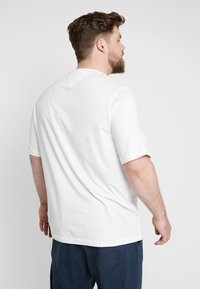 Tommy Hilfiger - CORP FRAME TEE - Print T-shirt - white - 2