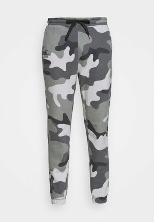 Pantalon de survêtement - green camo