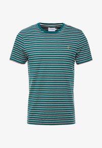 Farah - WEBSTER TEE - Print T-shirt - bright emerald - 3