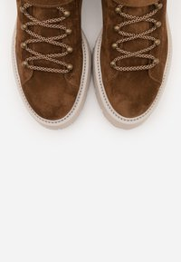 Kennel + Schmenger - POWER - Platform ankle boots - castoro - 5