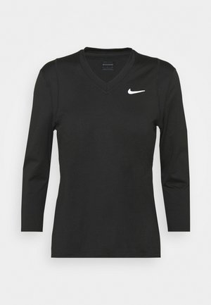 Camiseta de manga larga - black/white