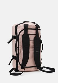 The North Face - BASE CAMP DUFFEL S UNISEX - Sports bag - light pink/black - 4
