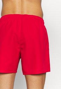 Lacoste - Swimming shorts - rouge/marine - 2
