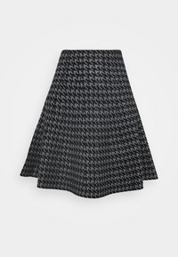 Molly Bracken - YOUNG LADIES SKIRT - A-snit nederdel/ A-formede nederdele - black - 3