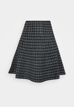 YOUNG LADIES SKIRT - A-linjainen hame - black