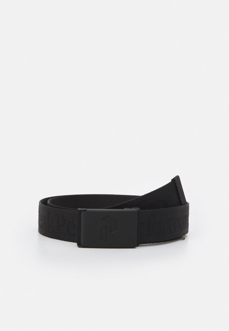 Peak Performance - RIDER BELT UNISEX - Belt - black