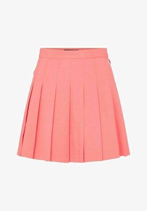 ADINA - Sports skirt - coral