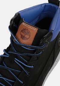 Timberland - Lace-up boots - black - 5