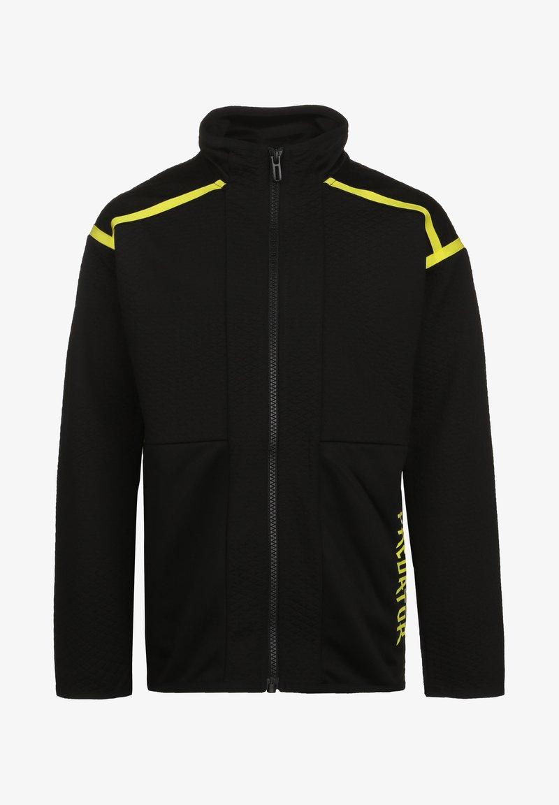 adidas Performance - PREDATOR  - Training jacket - black