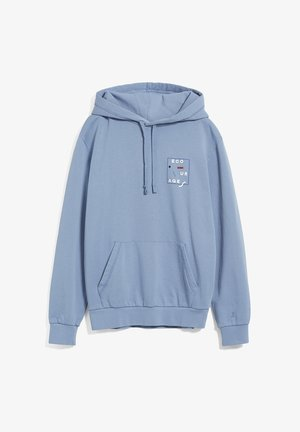 DRAAW ECOURAGE - Hoodie - cold blue