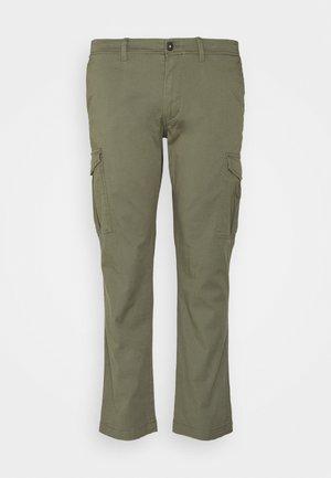 JJIMARCO JJJOE - Cargo trousers - dusty olive