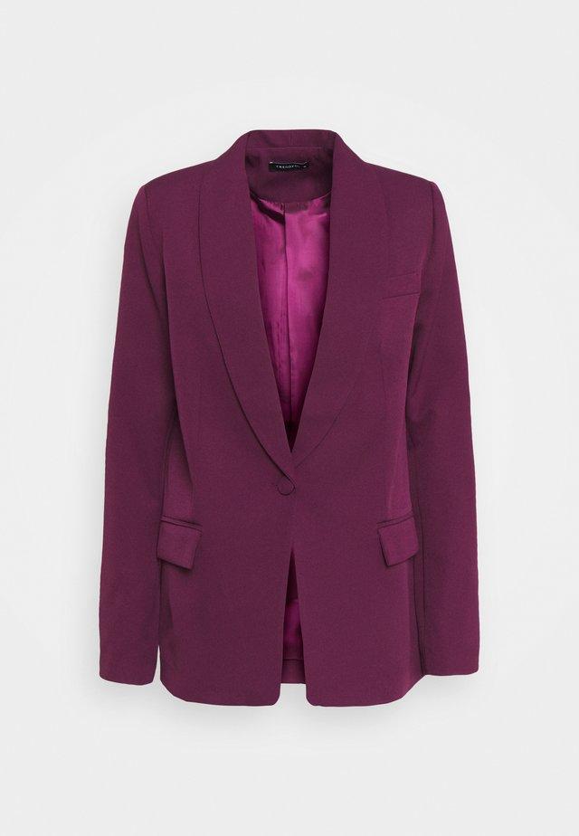 Blazer - purple