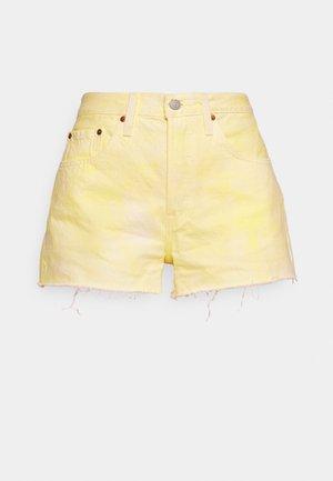501® ORIGINAL - Jeans Short / cowboy shorts - in the flan