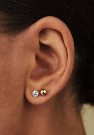 14 KARAT GOLD  - Boucles d'oreilles - roségold