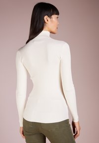 Lauren Ralph Lauren - TURTLE NECK - Jumper - mascarpone cream - 2