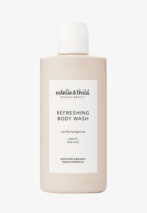 VANILLA TANGERINE REFRESHING BODY WASH - Shower gel - -
