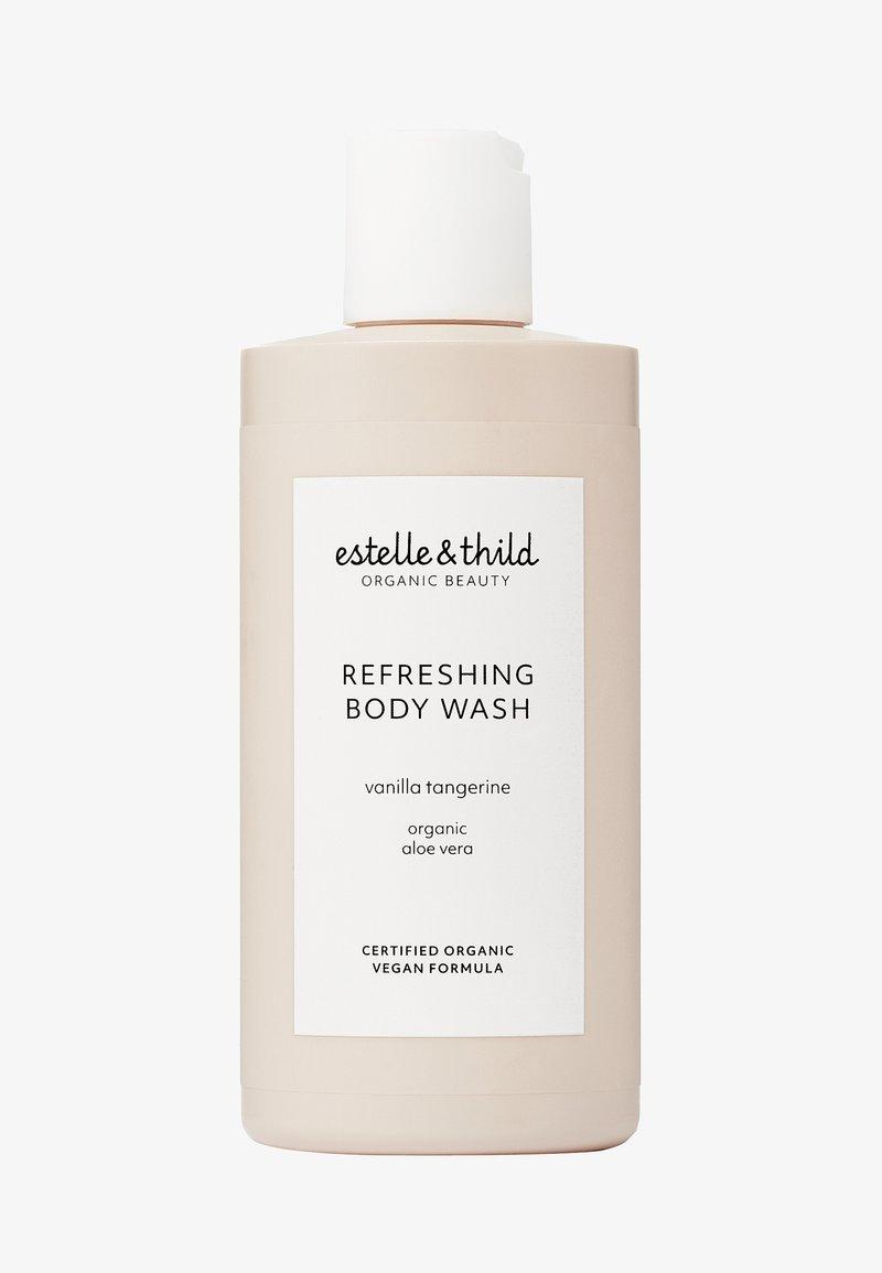 Estelle & Thild - VANILLA TANGERINE REFRESHING BODY WASH - Shower gel - -