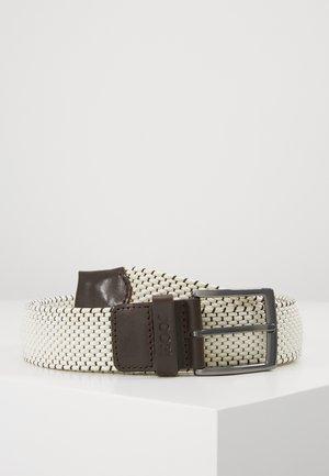 Pásek - beige/brown