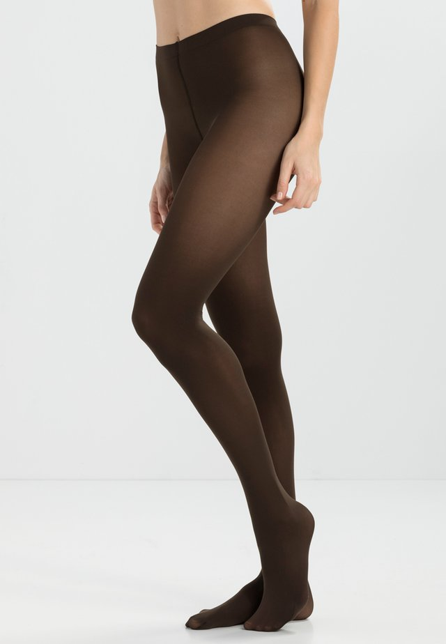 PURE MATT TIGHTS 50 DEN - Tights - dunkelbraun