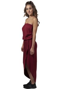 Urban Classics - Maxi dress - burgundy - 0