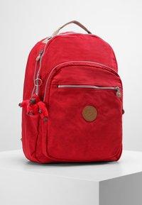 Kipling - CLAS SEOUL - Rucksack - true red c - 0