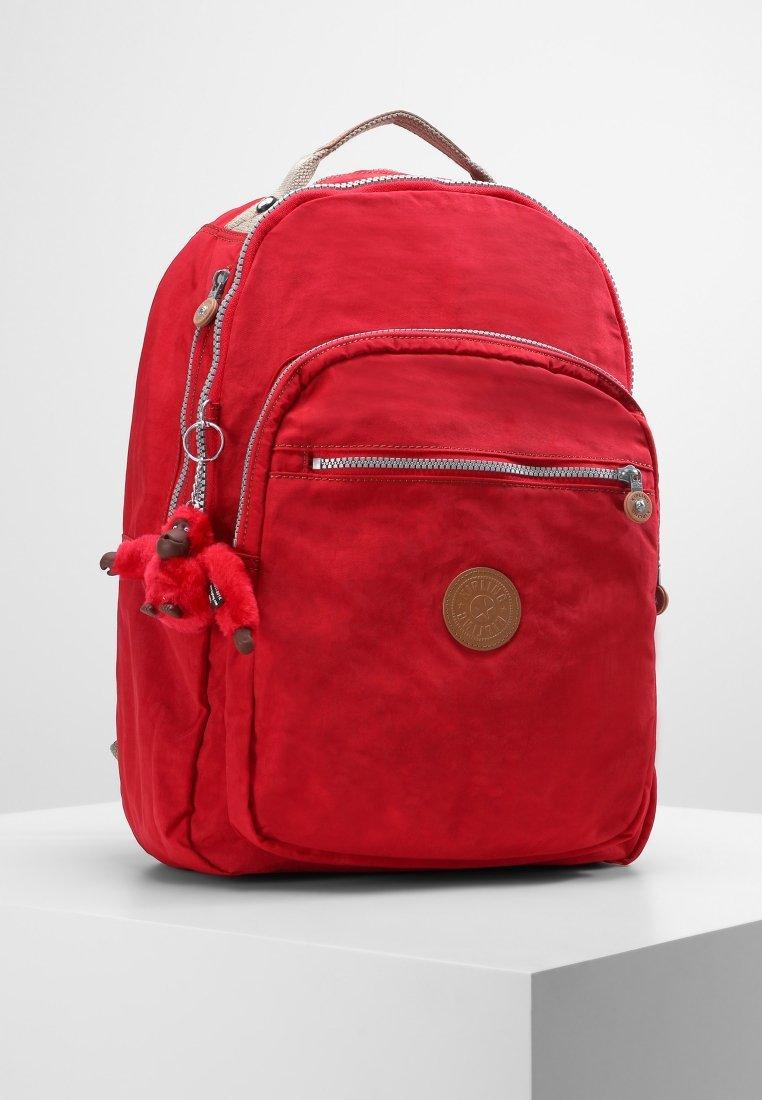 Kipling - CLAS SEOUL - Rucksack - true red c