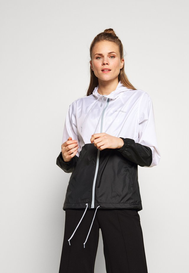 FLASH FORWARD - Windbreaker - black